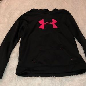 Under Armour hoodie size XL.